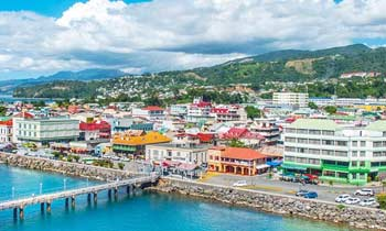 Investment in Dominica