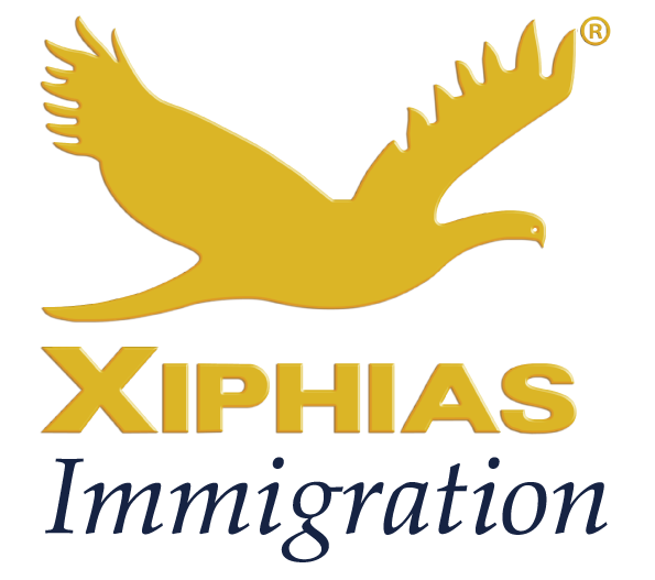 XIPHIAS Immigration logo